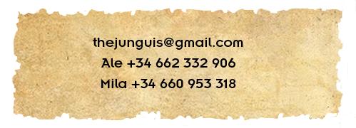 The Junguis contacto